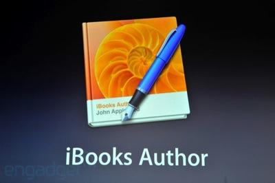 Apple、「iBooks  Auther」を発表