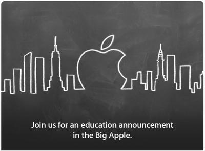 Apple、19日のイベントで教科書制作アプリを発表!?