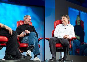 ビル・ゲイツ氏、スティーブ・ジョブズ氏との関係について語る