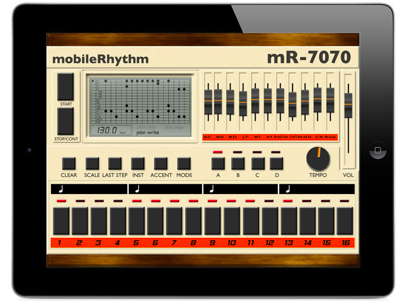 MobileRhythm mR 7070