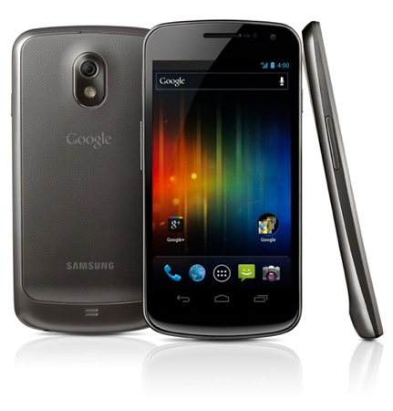 Galaxy Nexus SignuUp