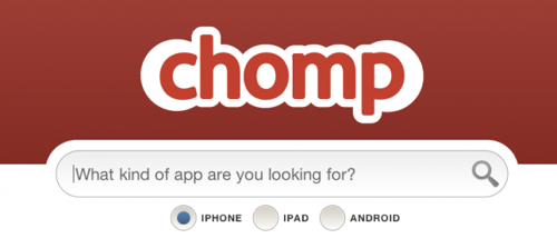 Apple、モバイルアプリ検索Chompを買収!?