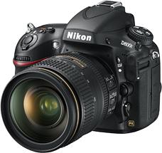 ニコン、デジタル一眼レフカメラ「D800 / D800E」を発売