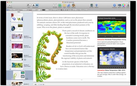 Apple、「iBooks Author 1.0.1」リリース