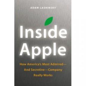 Appleの内部事情を書いた日本語訳版「インサイド・アップル」がAmazonで予約可能に
