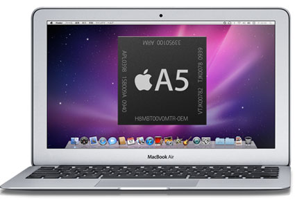 Macbookair a5