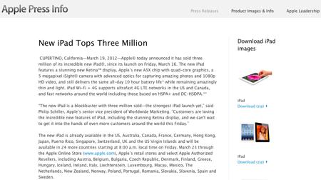 Applepress ipad300