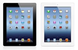 新しい「iPad」と「iPad 2」の比較