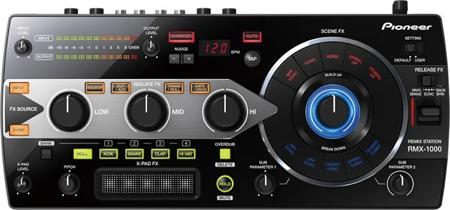 Pioneer、「REMIX STATION RMX-1000」を発表!