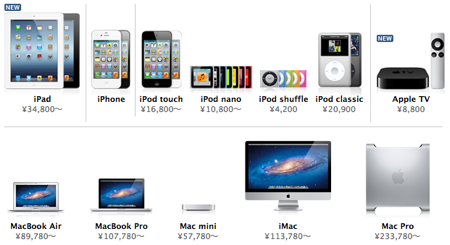 Appleonlinestore mac