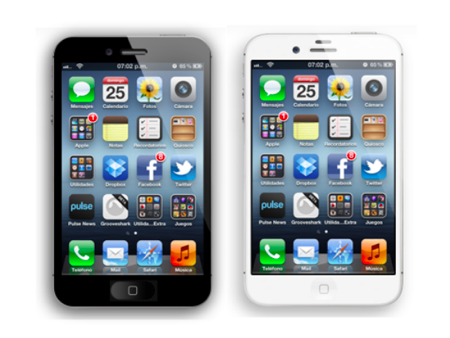 4インチ「iPhone」の新たなモックアップ画像