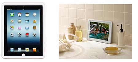 ソフトバンク、厚さ11mmの「iPad」用防水ケースを発売