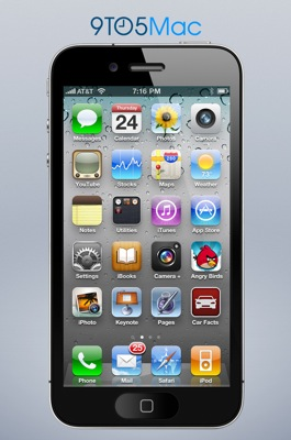 Iphone 4 screen