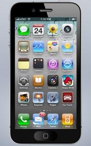 Iphone 5mock