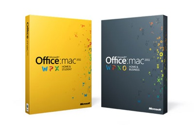 Microsoft、「Office for Mac 2011 Service Pack 2」リリース