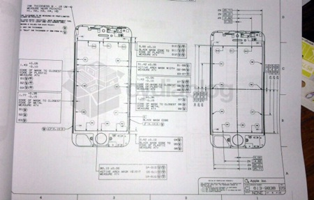 Iphone 5 panel schematic large