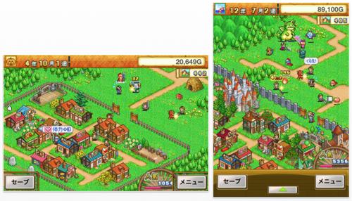 カイロソフト、新作iPhoneアプリ「冒険ダンジョン村」リリース