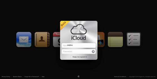 Apple、「iCloud」のウェブサイトで、リマインダーとメモアプリを提供予定!?