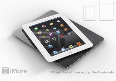 LG DisplayとAU Optronicsが、「iPad mini」用の液晶パネルの出荷準備!?