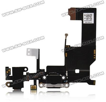 Iphone 5 headphone jack earpiece cable