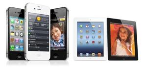 2012年第1四半期国内スマートフォン、メディアタブレットのベンダー別シェアでAppleが1位