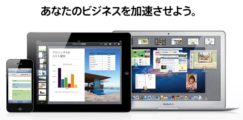 Businessapple