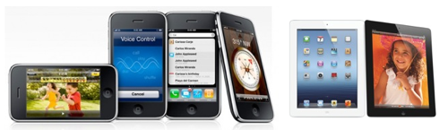 「iPad mini」は「iPhone 3GS」と同じディスプレイを採用か!?