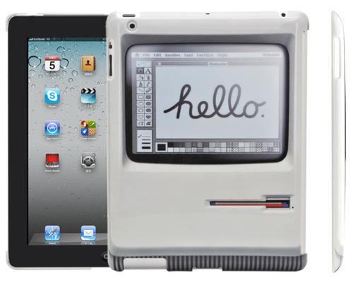 センチュリー、初代Macのデザインの「iPad」カバー「Padintosh」を発売