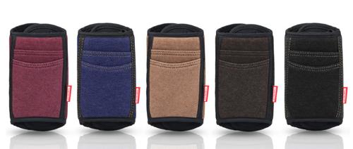 フォーカルポイント、バッグストラップにポケットをプラスするマルチガジェットケース「STRAPOCKET  Jeans」を発売