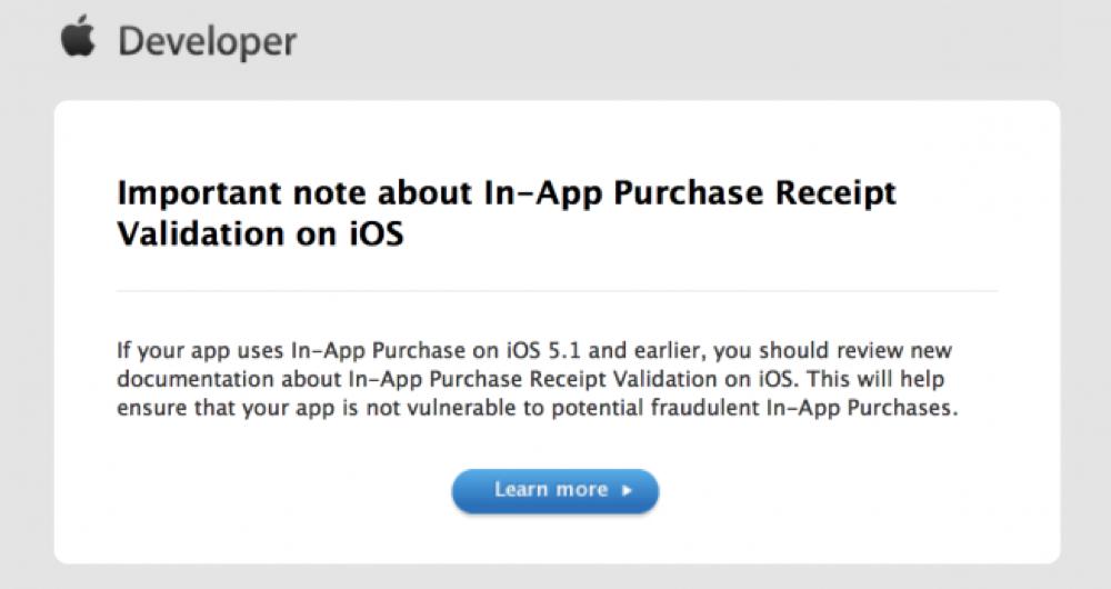 iOS用アプリ内課金回避システムを開発したハッカー、「ゲームは終わり」と発言