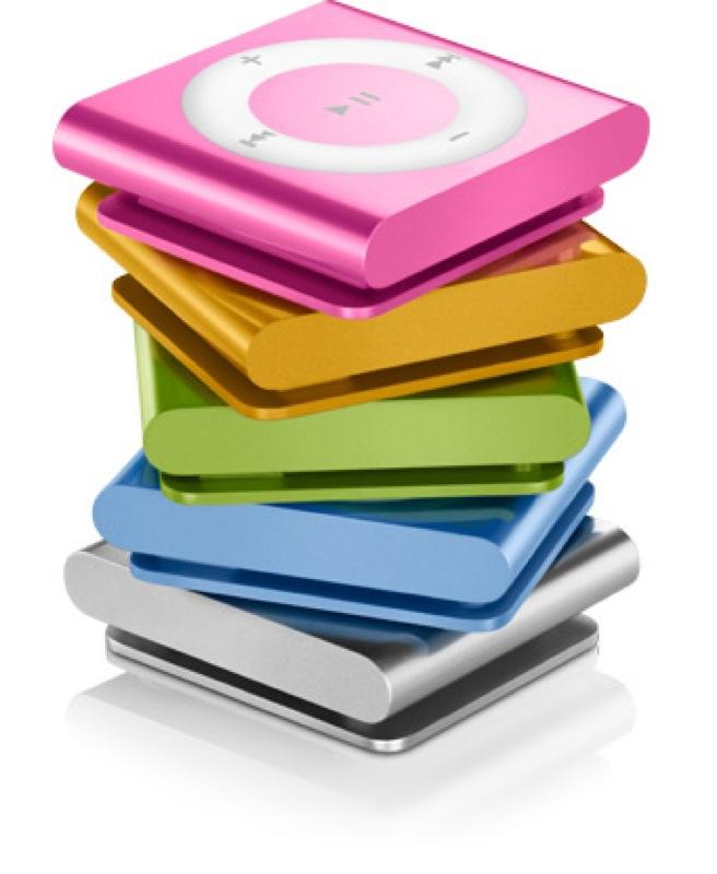 「iPod Shuffle」の在庫不足は部品サプライヤー変更のため一時生産を中断しているから!?