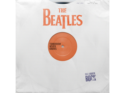 The Beatles、iTunes限定のデジタル配信アルバム「Tomorrow Never Knows」リリース