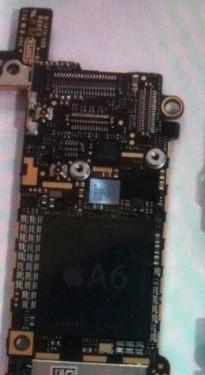 Iphone 2012 logic board a6