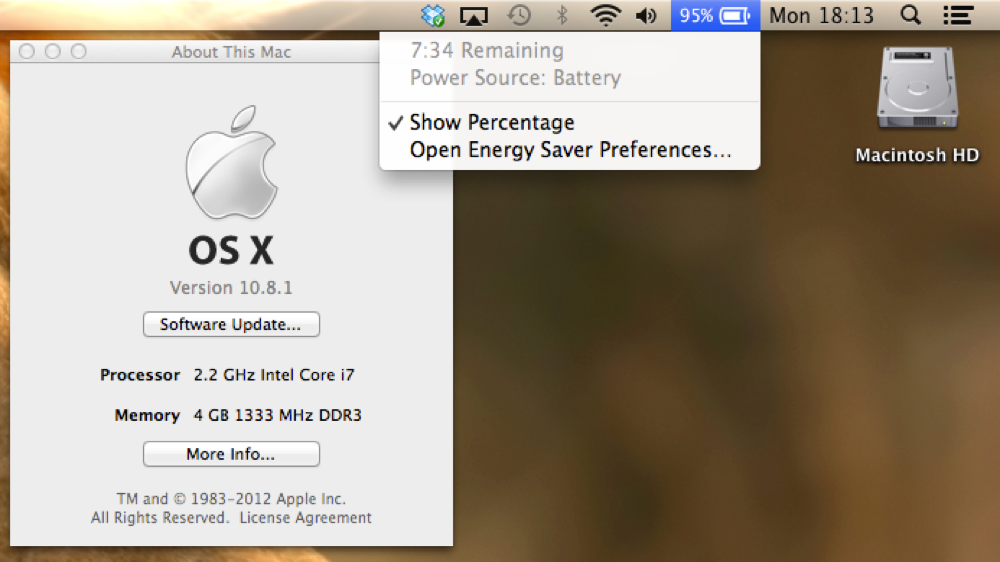 Exclusive Developer Confirms OS X 10 8 1 Resolves Battery Drainage in Mountain Lion 2