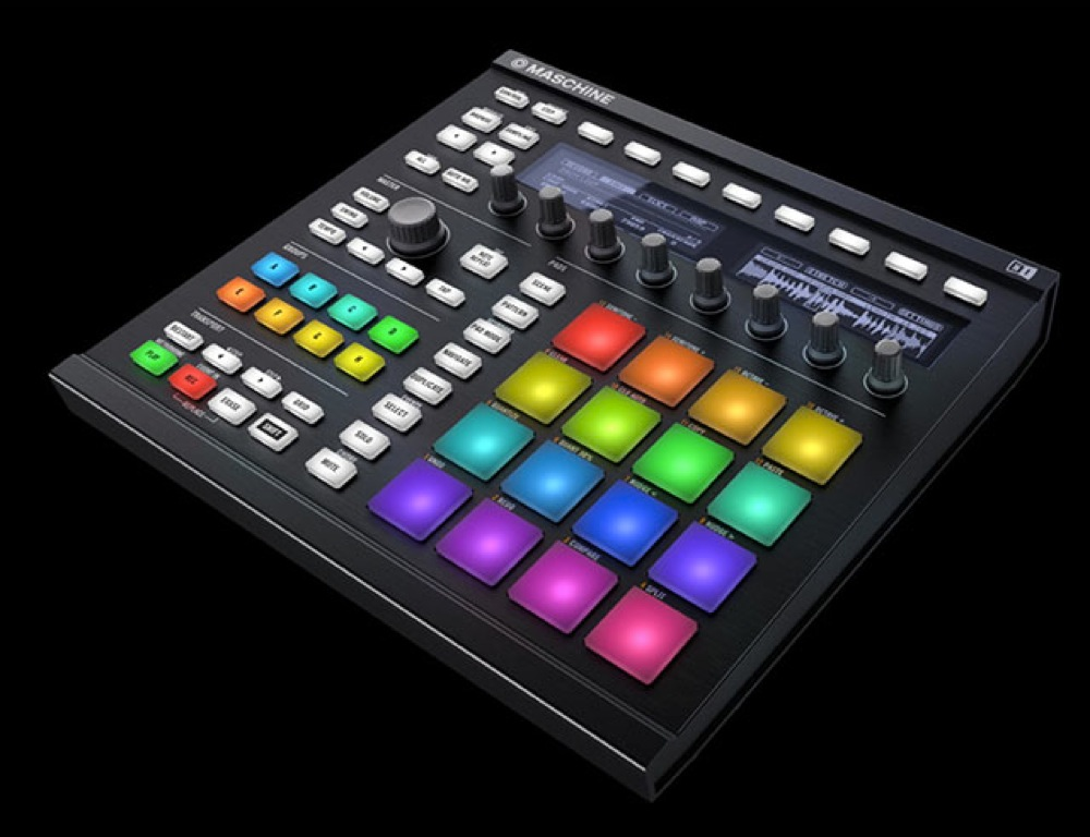 Native Instruments Maschine MKII 1