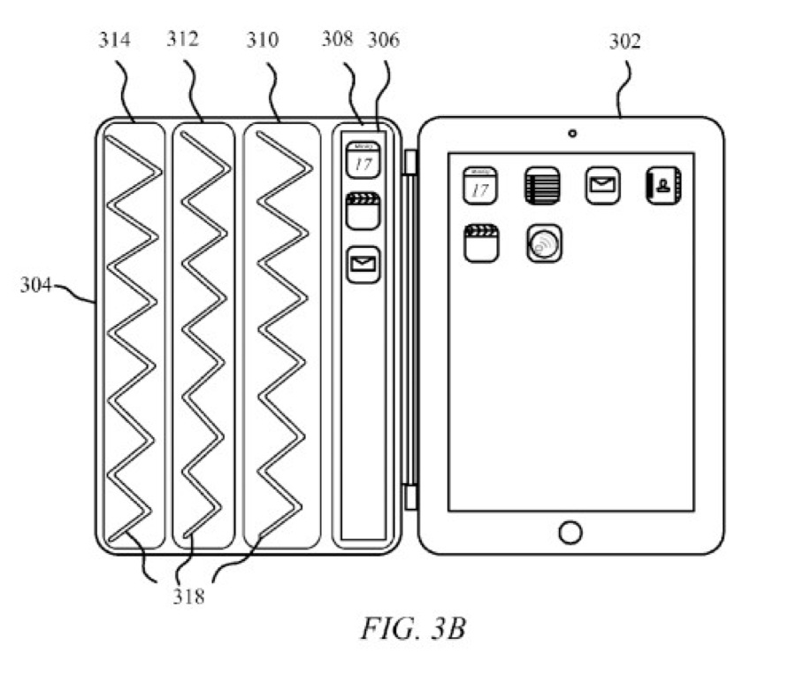 Apple、ディスプレイ付き「Smart Cover」を計画中!?