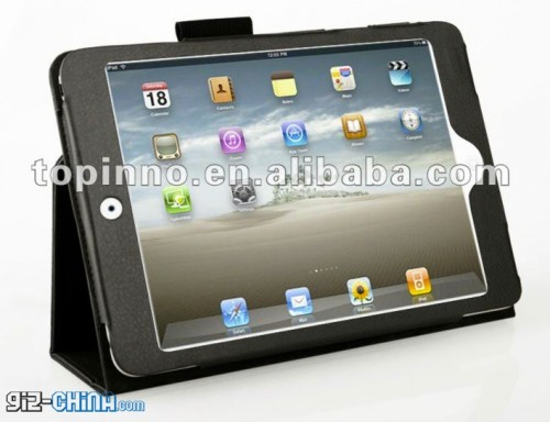 Ipad mini thin bezel case leaked china 500x384