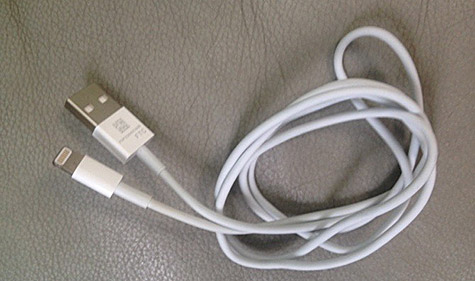 Iphone 8 pin cable