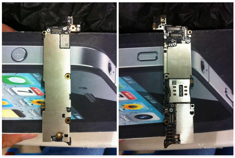 Iphone5logicbords