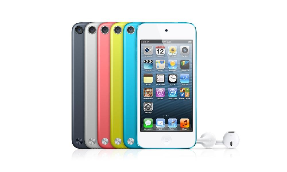 「iPod touch(第5世代)」、A5プロセッサのクロックは800MHz、メモリは512MBと判明