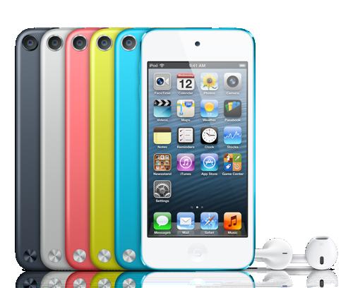 Amazon、「iPod touch(第5世代)」「iPod nano(第7世代)」の予約受付中。価格は5%OFF