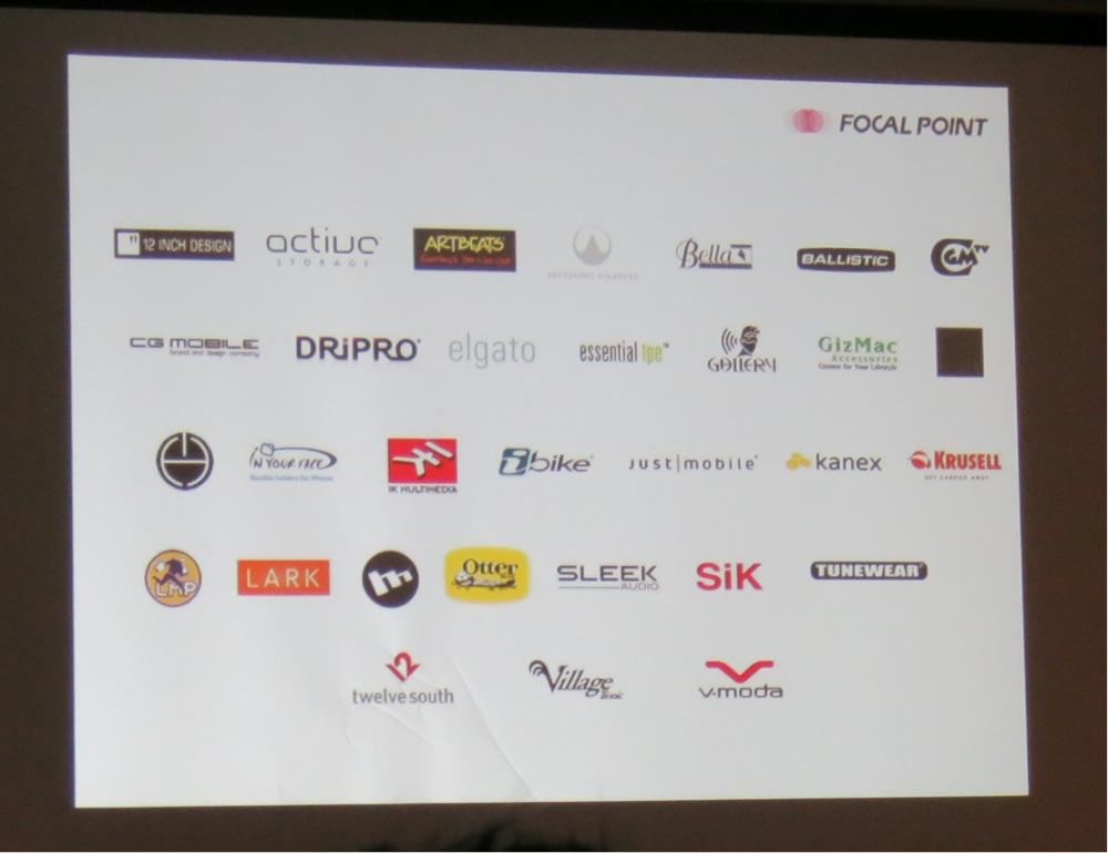 AUGM東京2012レポート・フォーカルポイント「iにプラスするアクセサリ」