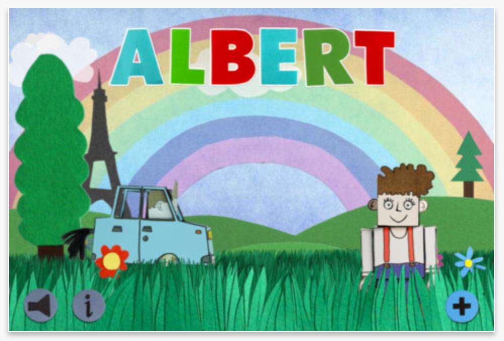 Apple、「今週のApp」として「Albert」を無料で配信中