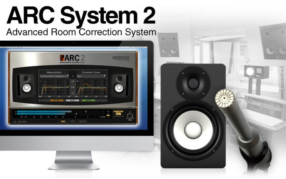 IK Multimedia「ARC System2」導入レポート番外編、「ARC System2」をiTunesなどで使用する