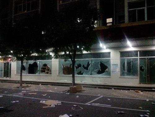 Foxconn taiyuan riot 2