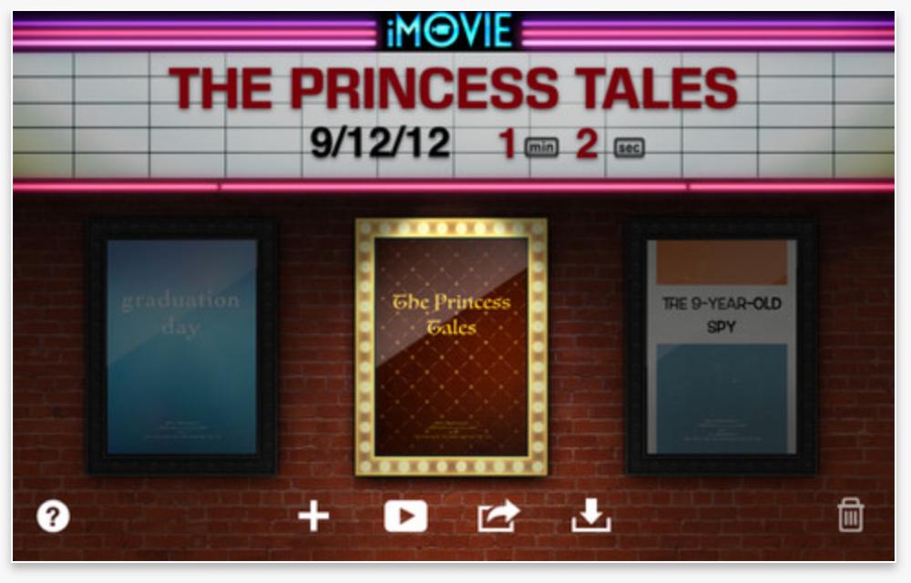 Apple、iOSアプリ「iMovie 4.1」リリース