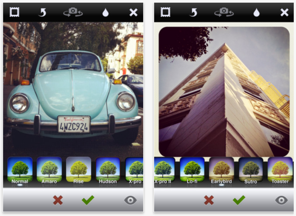 「Instagram」がアップデート、「iPhone 5」と「iOS 6」に対応