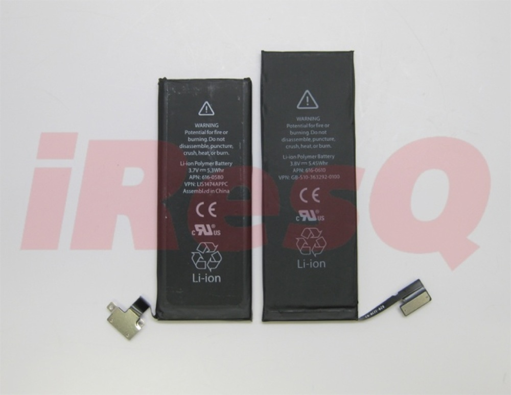 Iphone 5 battery front