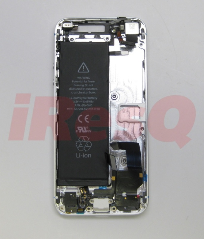 Iphone 5 with battery 1