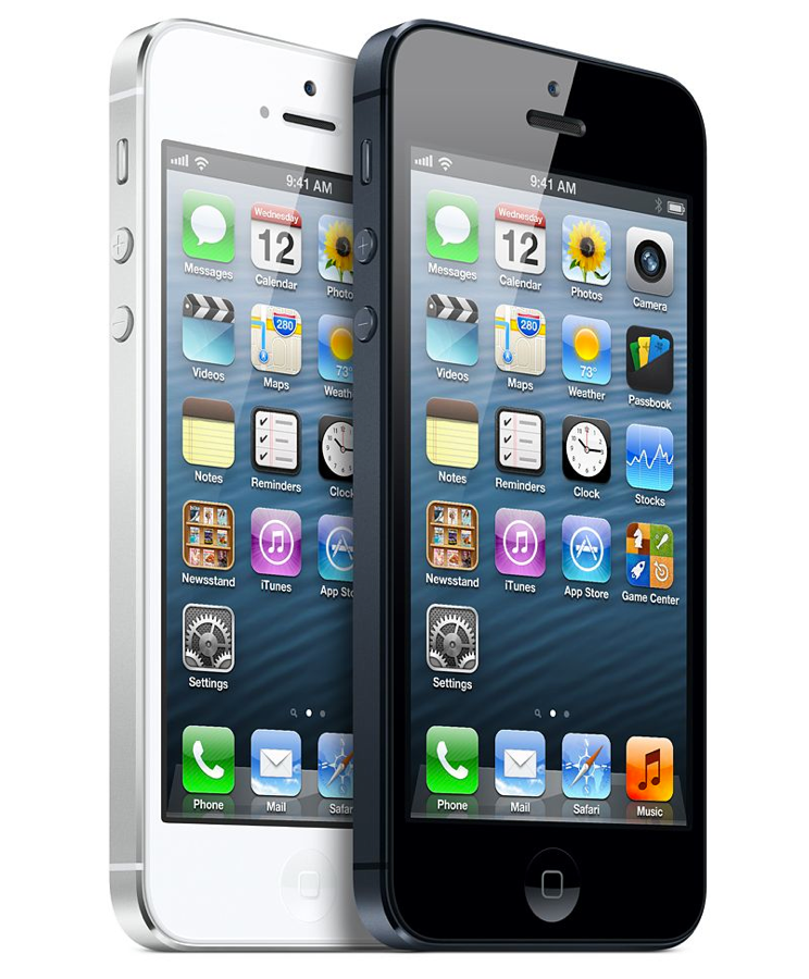 Iphone5 icon